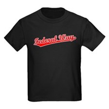 Retro Federal Way (Red) T