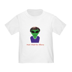 Toupee Toddler T-Shirt