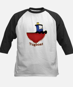 Cute Tugboat Picture Tee