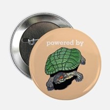 Red Eared Slider (Turtle) Button
