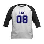 Lay 08 Kids Baseball Jersey