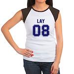 Lay 08 Women's Cap Sleeve T-Shirt