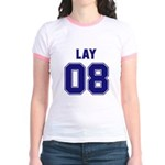 Lay 08 Jr. Ringer T-Shirt