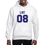 Lay 08 Hooded Sweatshirt
