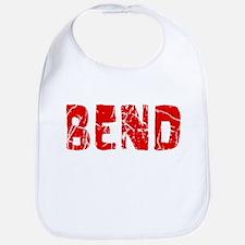 Bend Faded (Red) Bib