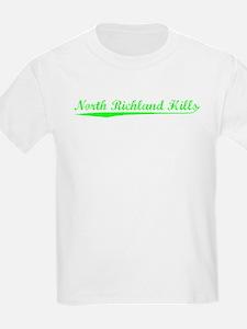 Vintage North Rich.. (Green) T-Shirt