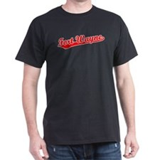 Retro Fort Wayne (Red) T-Shirt