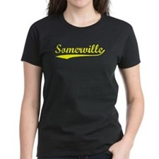 Vintage Somerville (Gold) Tee