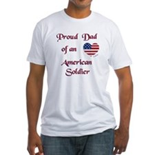 Proud Mom/Dad of a Soldier Shirt