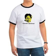 """Condoleezza """"Condi"""" Rice Conda-licious t-shirt"""