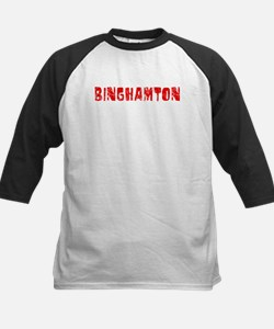 Binghamton Faded (Red) Tee