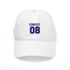 Longley 08 Baseball Cap