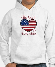 Heart of a Soldier 2 Hoodie