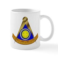 Past Masters Masonic Small Mug