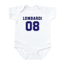 Lombardi 08 Infant Bodysuit