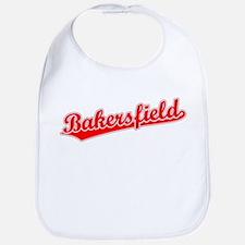 Retro Bakersfield (Red) Bib