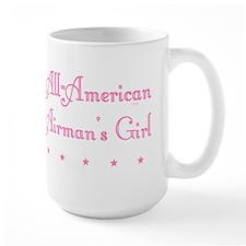 All-American pink Mug(AF)
