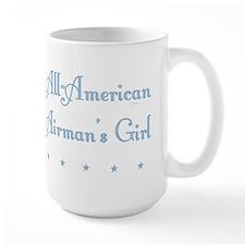 All-American blue Mug(AF)