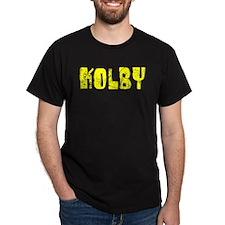 Kolby Faded (Gold) T-Shirt