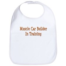 Muscle Car Builder In Training Bib