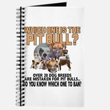 Find the Pit Bull Journal