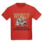 Find the Pit Bull Kids Dark T-Shirt