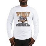 Find the Pit Bull Long Sleeve T-Shirt