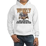 Find the Pit Bull Hooded Sweatshirt
