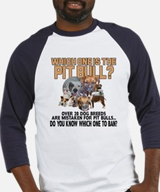 Find the Pit Bull Baseball Jersey