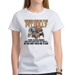 Find the Pit Bull Women's T-Shirt