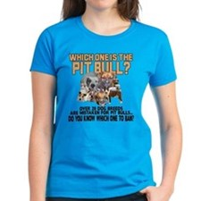 Find the Pit Bull Tee