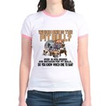 Find the Pit Bull Jr. Ringer T-Shirt