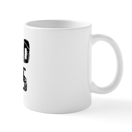 Garfield Hei.. Faded (Black) Mug