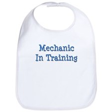 Blue Mechanic In Training Bib