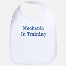 Blue Mechanic In Training Bib
