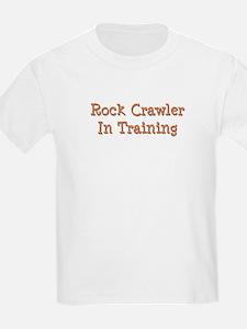 Rock Crawler In Training T-Shirt