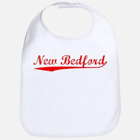 Vintage New Bedford (Red) Bib
