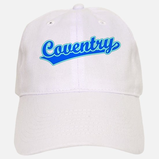 Retro Coventry (Blue) Baseball Baseball Cap