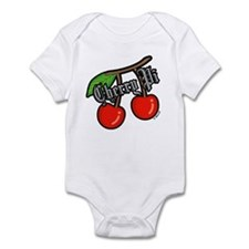 Cherry Pi Infant Bodysuit