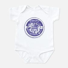 Bourbon St Water Meter Lid Infant Bodysuit