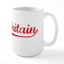 Vintage New Britain (Red) Mug