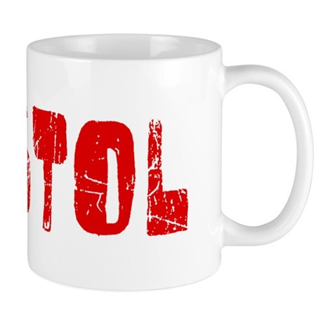 Bristol Faded (Red) Mug