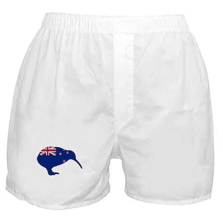 New Zealand Kiwi Boxer Shorts