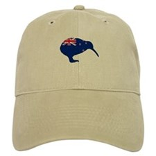 New Zealand Kiwi Baseball Cap