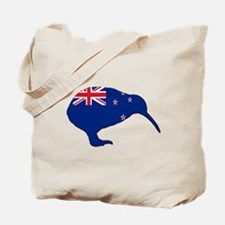 New Zealand Kiwi Tote Bag