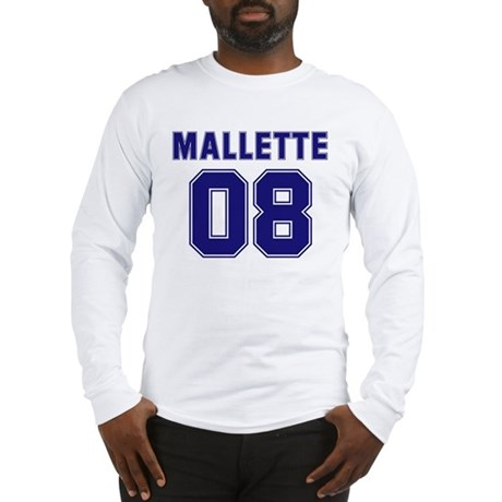 Mallette 08 Long Sleeve T-Shirt