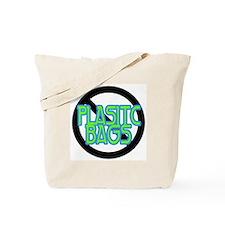 NO PLASTIC BAGS!! Canvas Tote Bag