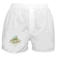 Bolivia Rocks Boxer Shorts