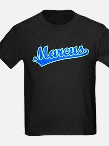 Retro Marcus (Blue) T