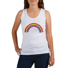 Rainbow Women's Tank Top